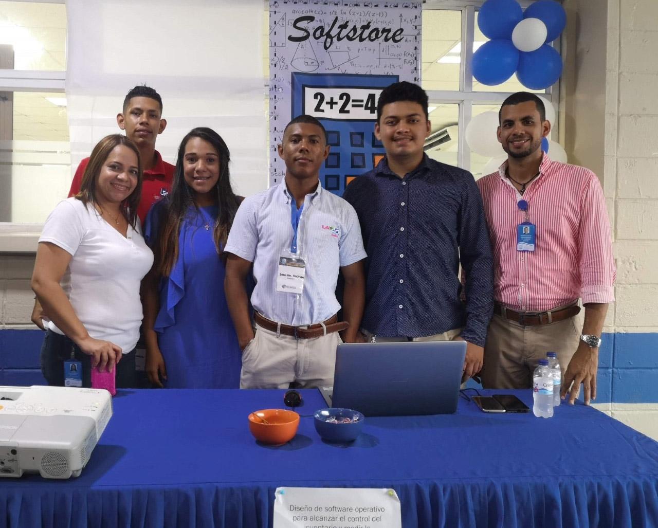 Semillero SEM_FCEAC, quienes resultaron avalados para representar a UniReformada en el Encuentro Departamental de Semilleros de Investigación.
